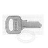 Abus Blank Replacement Padlock Key