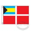 Taylor Made Bahamas Courtesy Flag