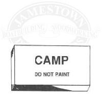Camp Zinc Plate