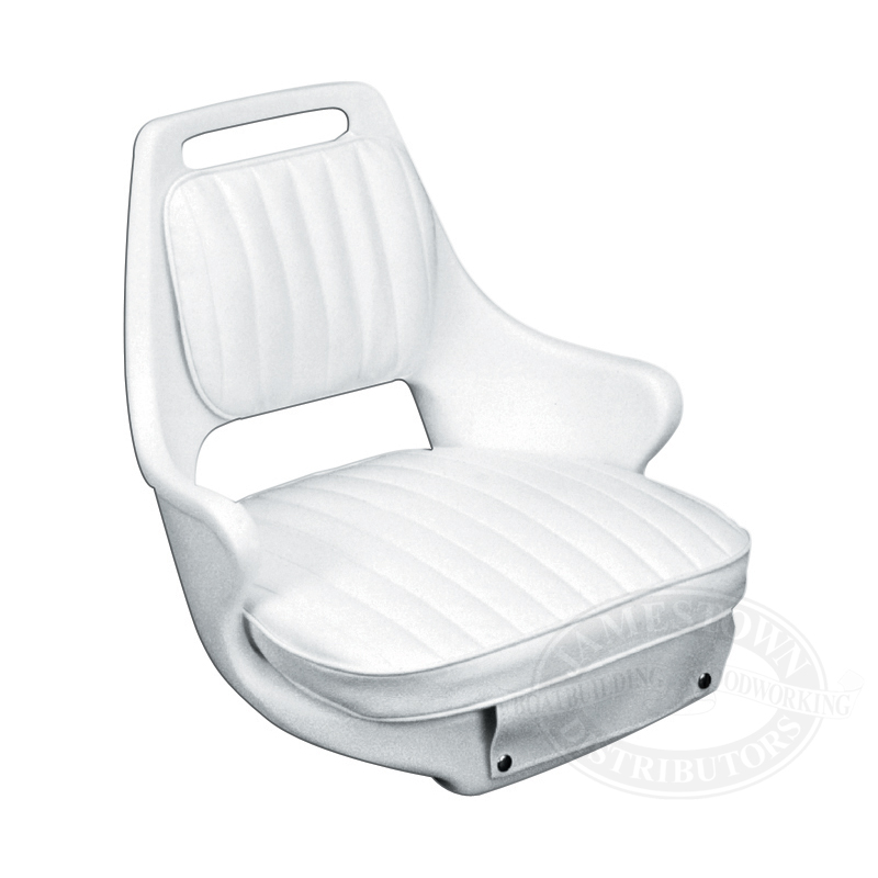 Moeller Helmsman Seat and Cushion Set
