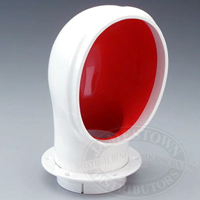 Nicro Red Interior PVC Ventilator