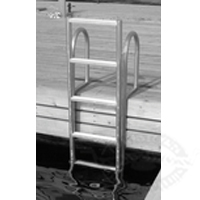 Dock Edge Aluminum Ladders