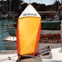 Davis Windscoop Ventilating Sail