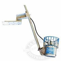 universal dock mount for Kasco De-Icer ice formation prevention equipment