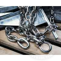 Danforth Stainless Steel Anchor Chain