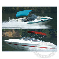 Carver Industries Sunbrella 3 Bow Bimini Tops
