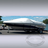 Carver Boat Covers for V-Hull Runabouts w/ Stern Drives