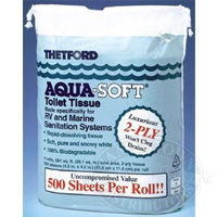 Thetford Aqua Soft 2-PLY Toilet paper