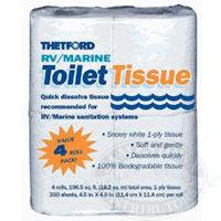 Thetford Marine Soft Rapid Dissolve Toilet Tissue