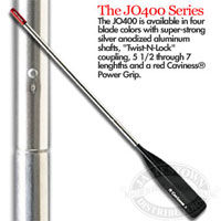Caviness JO400 Synthetic Take-Down Oars