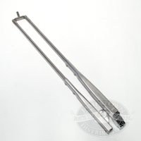 AFI Premier Stainless Steel Pantographic Adjustable Wiper Arms