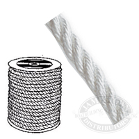 Samson Pro-Set 3 Strand Twisted Nylon Rope