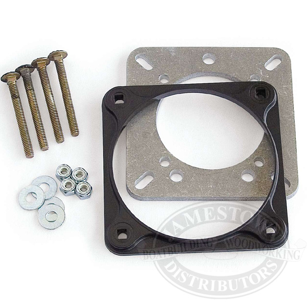 Teleflex SeaStar Helm Back Mount Kit