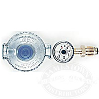 Trident Marine LPG Single Stage Regulator
