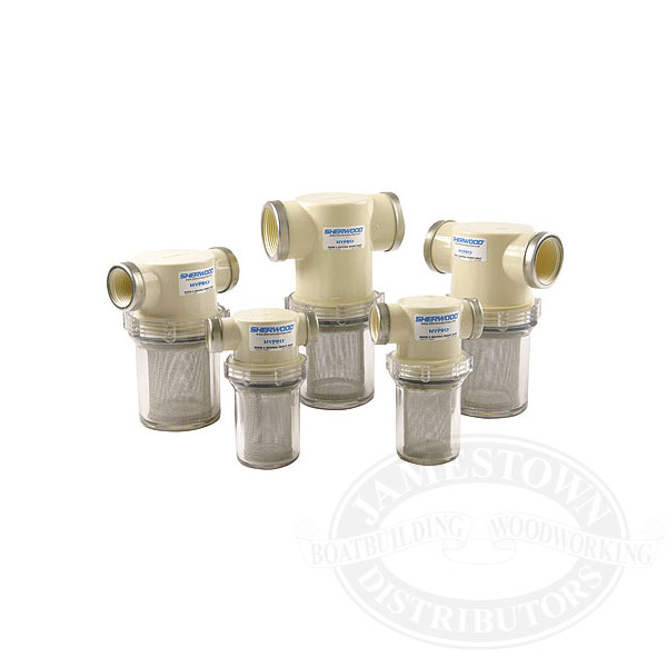 Sherwood Sea Water Strainers