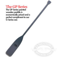 Caviness GP Painted Wooden Paddles