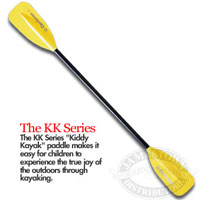 Caviness KK Kiddy Kayak Paddles