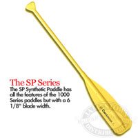 Caviness SP Synthetic Boat Paddles