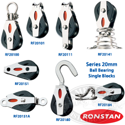 Ronstan Series 20 Ball Bearing Blocks