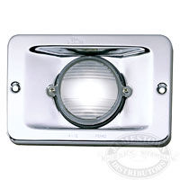 Perko Vertical Flush Mount Rectangular Stern Light