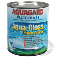 Aquagard Aqua Gloss Water-Based Marine Enamel