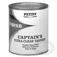 Z Spar Captains Varnish Ultra Clear 2067