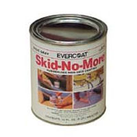 Evercoat Marine Skid No More ground rubber latex traction nonskid paint