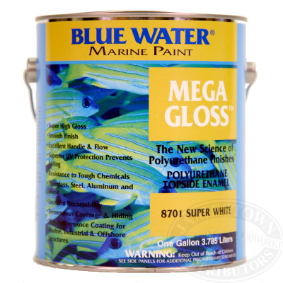Blue Water Marine Mega Gloss