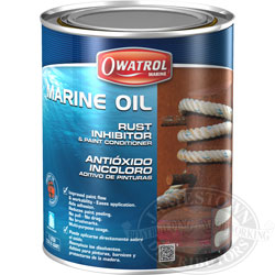 Owatrol Marine Oil Rust Inhibitor & Paint Conditioner