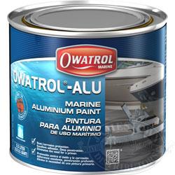 Owatrol ALU Aluminum Paint
