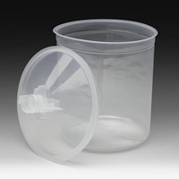 3M PPS Paint Preparation System - Large Cup Lid and Liner