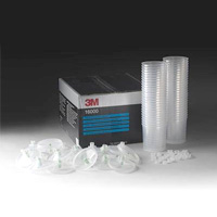 3M PPS Small Lids and Liners Kit