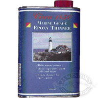 Circa 1850 Marine Grade Epoxy Thinner
