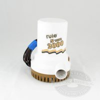 Rule Gold Series Bilge Pumps