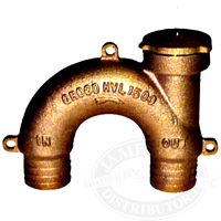 Groco Bronze HVL Series Vented Loops
