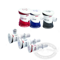 Attwood Tsunami Cartridge Bilge and Aerator Pumps