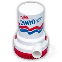 Rule 2000 GPH Bilge Pumps