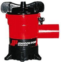 Johnson Cartridge Bilge Pump