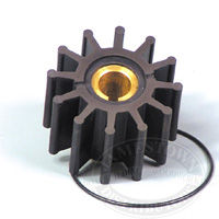 Sherwood pump impellers