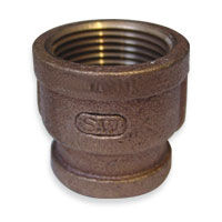 Reducing Coupling Fittings - Bronze, NPT
