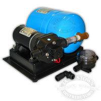 Flojet High Volume Marine Water Pressure System