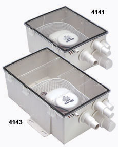 Attwood Shower Sump Systems