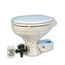 Jabsco Quiet Flush Toilet