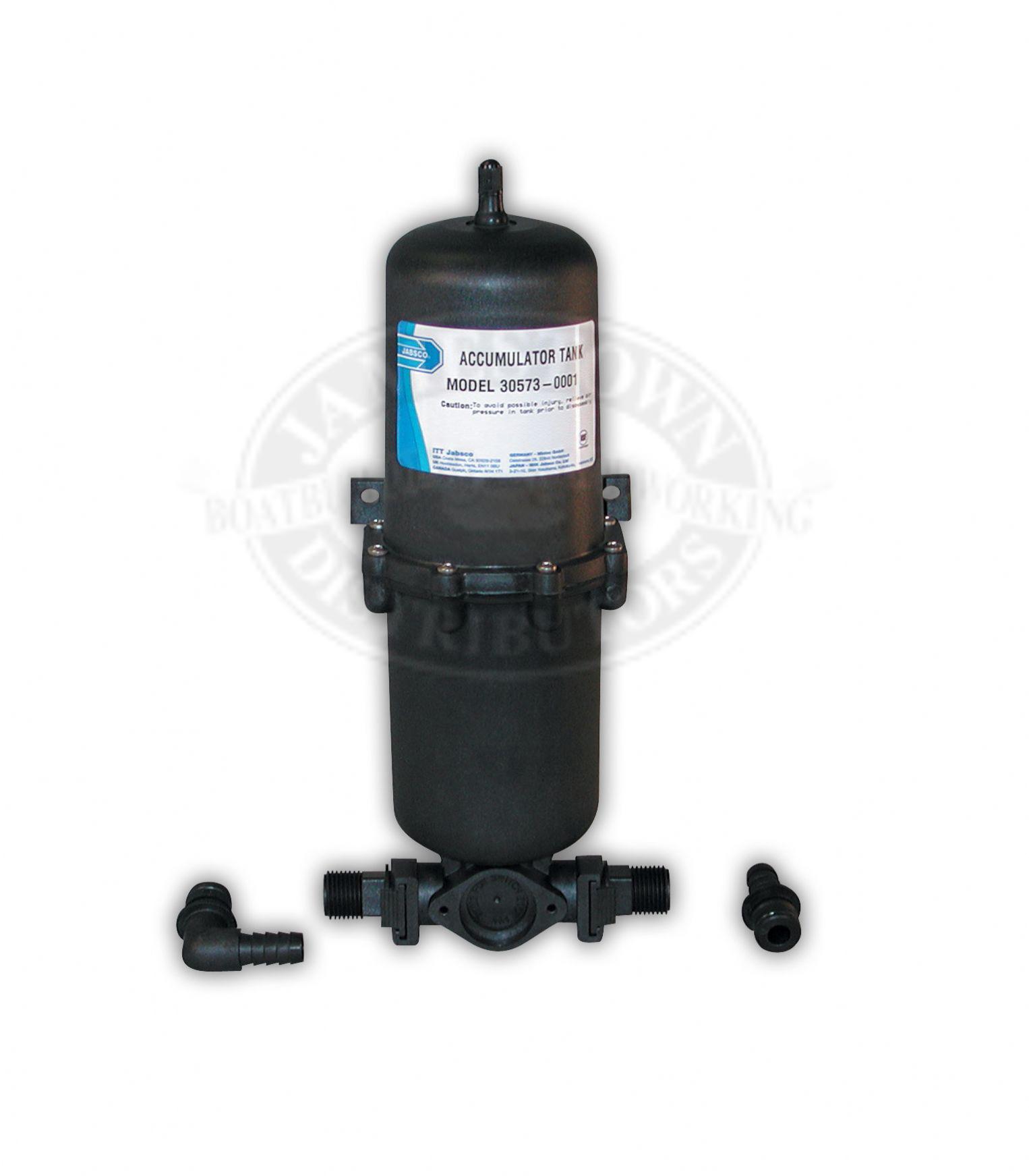 Jabsco Pressurized Accumulator Tank 1 Liter