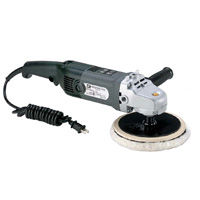Dynabrade electric rotary buffer tool