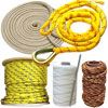 rope, line and rigging, as well as cable wire and rigging
