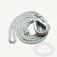 New England Ropes 3 Strand Nylon Mooring Pendants