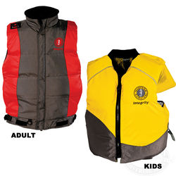 Mustang Integrity Safety Vest