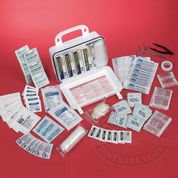 Orion Weekender First Aid kit for treating minor injuries. Great for boating of camping.