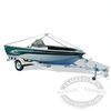 Attwood Deluxe Boat Cover System